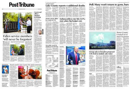 Post-Tribune – May 23, 2020