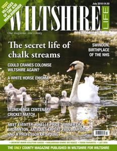 Wiltshire Life - July 2018
