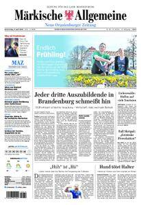 Neue Oranienburger Zeitung - 05. April 2018