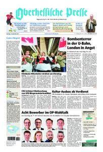 Oberhessische Presse Marburg/Ostkreis - 16. September 2017