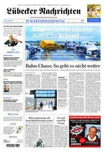 Lübecker Nachrichten Ostholstein Süd - 31. Oktober 2017