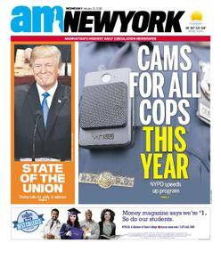 AM New York - January 31, 2018