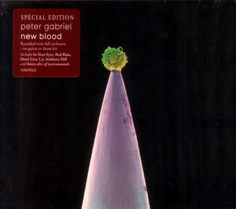 Peter Gabriel - New Blood (2011) {Special Edition} Repost / New Rip