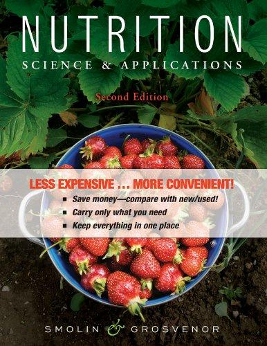 Nutrition: Science and Applications (2nd Edition)