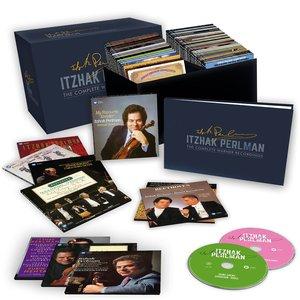 Itzhak Perlman - The Complete Warner Recordings: Box Set 77CDs (2015) Re-up