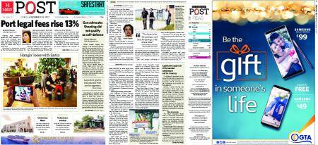 The Guam Daily Post – December 24, 2017