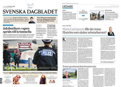 Svenska Dagbladet – 24 oktober 2019