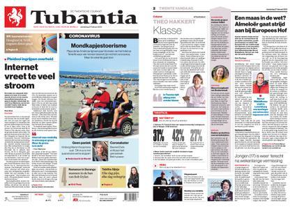Tubantia - Hengelo – 27 februari 2020