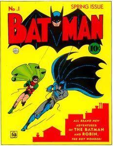 Batman v1 001