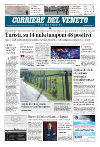 Corriere del Veneto Venezia e Mestre – 18 agosto 2020