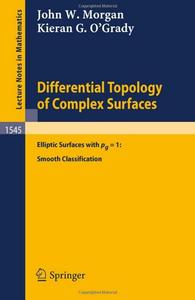 Differential Topology of Complex Surfaces