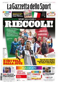 La Gazzetta dello Sport Roma – 04 maggio 2020