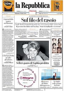 la Repubblica - 19 Luglio 2020