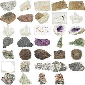 Clipart - Minerals