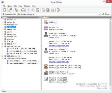 TamoSoft SmartWhois 5.1.290 Multilingual