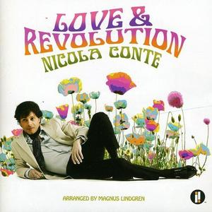 Nicola Conte - Love & Revolution (2011) {Impulse!/Universal Music Group Europe}