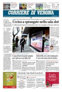 Corriere di Verona – 24 dicembre 2019
