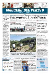 Corriere del Veneto Padova e Rovigo – 14 settembre 2019