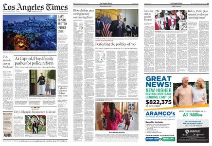 Los Angeles Times – May 26, 2021