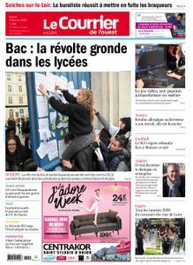Le Courrier de l'Ouest Angers – 04 février 2020