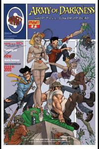 Dynamite-Army Of Darkness Shop Till You Drop Dead No 02 2012 Hybrid Comic eBook