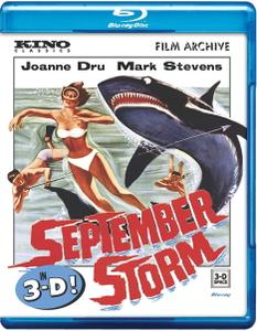 September Storm (1960) + Extras