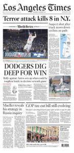 Los Angeles Times  November 01 2017