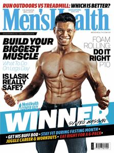 Men's Health Singapore - June 2019