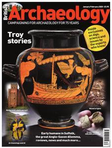 British Archaeology – January 2020