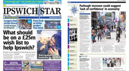Ipswich Star – July 21, 2020