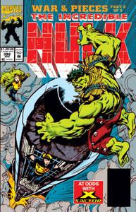 Incredible Hulk 392 1992