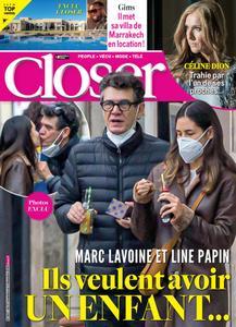 Closer France - 27 novembre 2020