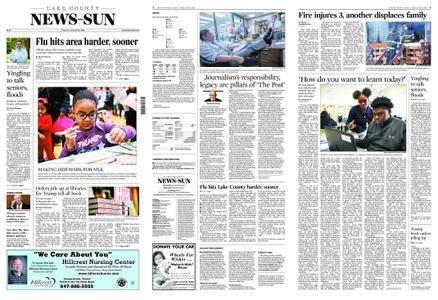 Lake County News-Sun – January 16, 2018