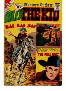 Billy the Kid 029 1961 Narfstar