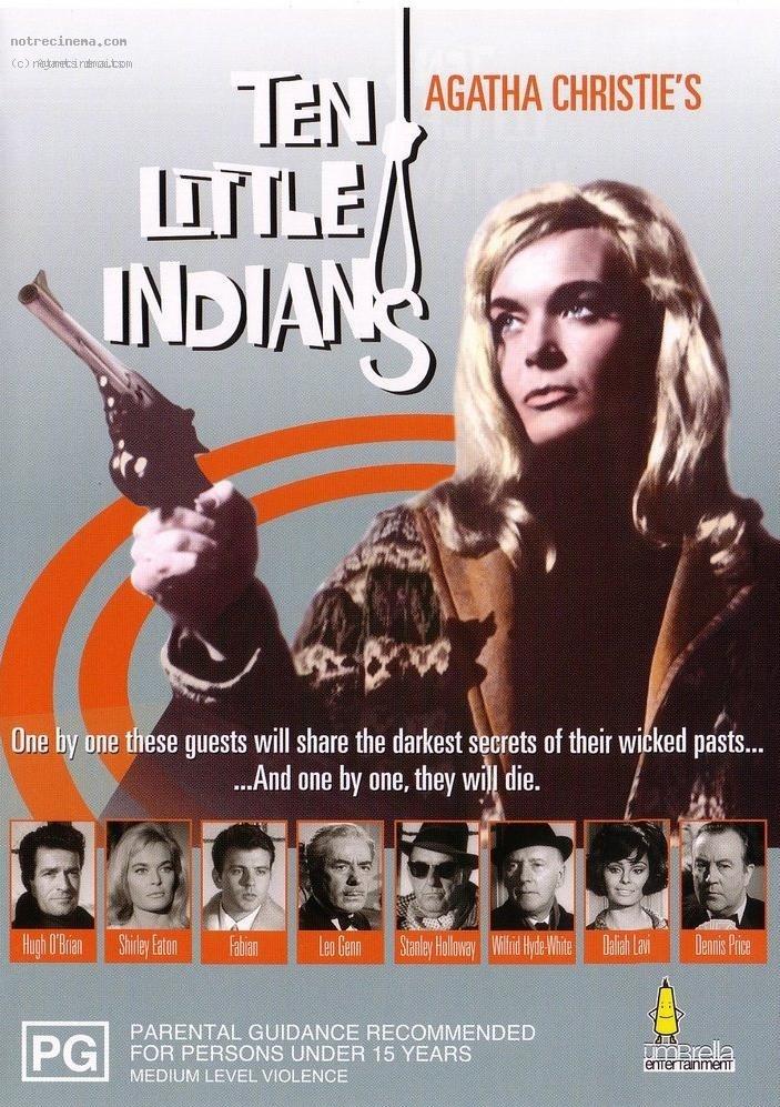 Ten Little Indians [Les Dix Petits Indiens] 1965