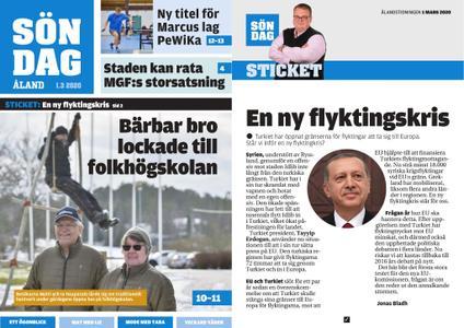 Ålandstidningen – 01 mars 2020