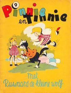 Pinnie En Tinnie - 09 - Ruwaard De Kleine Wolf