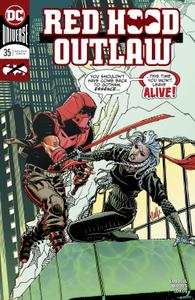 Red Hood-Outlaw 035 2019 Digital Oracle