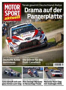 Motorsport Aktuell - 28 August 2019