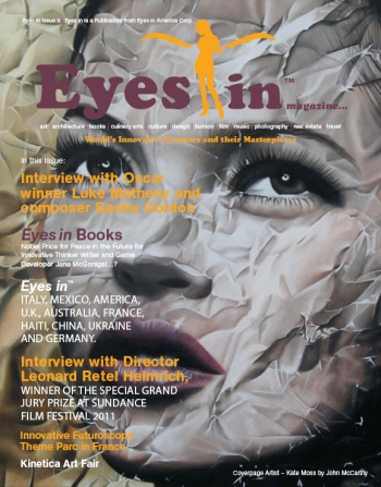 Eyes in - Issue 5, 2011
