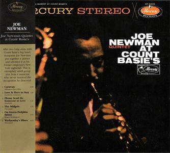 Joe Newman Quintet - ...At Count Basie's (1961) {2005 Verve Music Group} **[RE-UP]**
