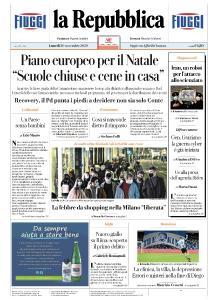 la Repubblica - 30 Novembre 2020