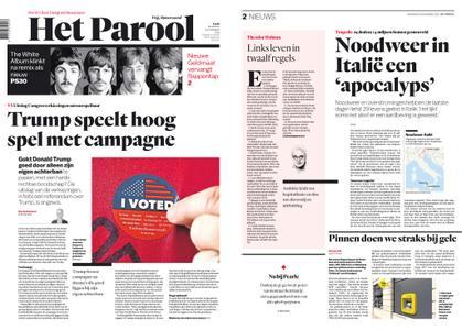 Het Parool – 05 november 2018