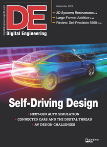 Digital Engineering - September 2020