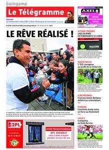 Le Télégramme Guingamp – 29 avril 2019