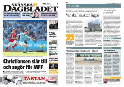 Skånska Dagbladet – 20 maj 2019