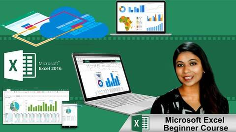 Microsoft Excel Beginner Course - Introduction Excel