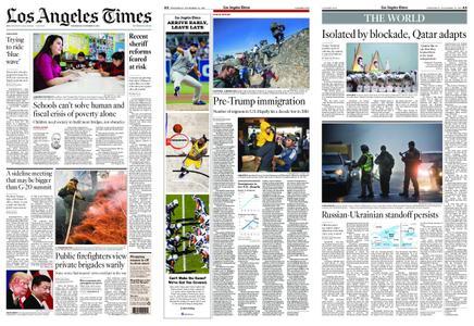 Los Angeles Times – November 28, 2018