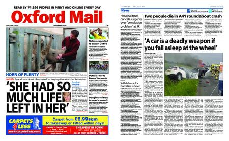 Oxford Mail – June 14, 2019