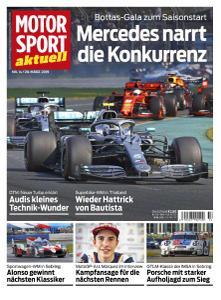 Motorsport Aktuell - 20 März 2019
